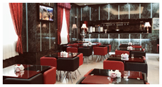 Persepolis Hotel Coffee Shop